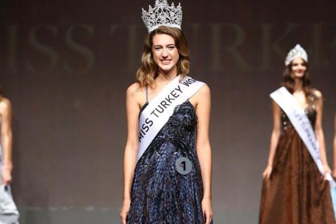 «Мисс Турция» лишилась титула после твита опопытке перелома