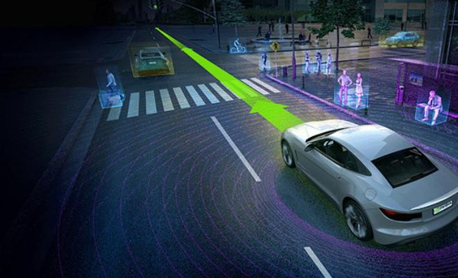 NVIDIA презентовала компьютер сИИ для роботизированных такси